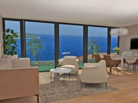 New luxury apartment in Roquebrune Cap Martin