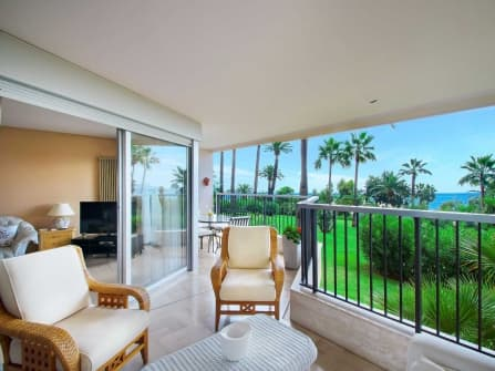 Luxury apartment in Cannes Californie