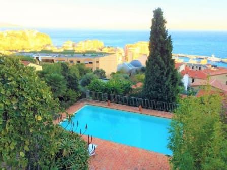 Villa vista mare a Cap d'Ail