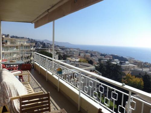 Sanremo appartement  vue mer en vente