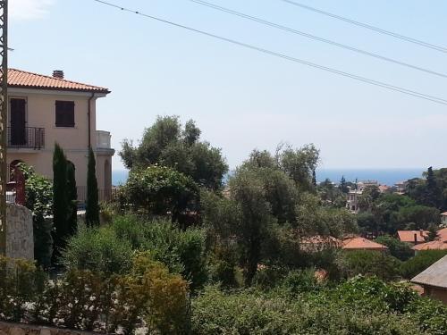 Bordighera villa vue mer à vendre