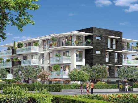 Новые квартиры в Ницце