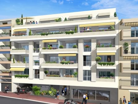 Antibes apartment for sale