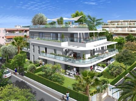 Juan Les Pins appartamento in vendita
