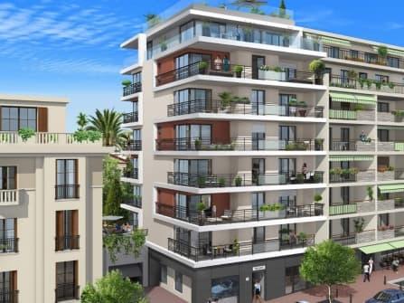 Antibes Wohnung zu verkaufen
