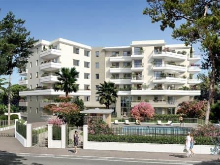 Juan Les Pins Wohnung zu verkaufen