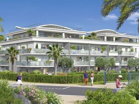 Villeneuve-Loubet Wohnung zu verkaufen