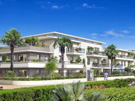 Cagnes sur Mer apartment for sale