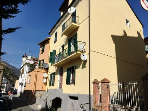 Calvo Ventimiglia Apartment For Sale
