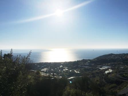 Участок с Видом на Море в Cанремо