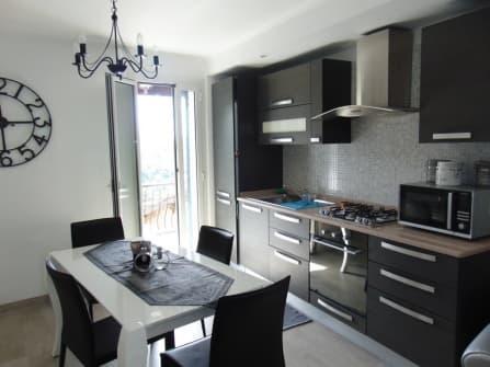 Vallebona apartment for sale