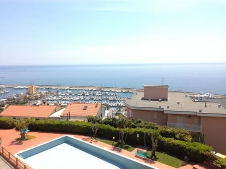 Santo Stefano al Mare appartement à vendre