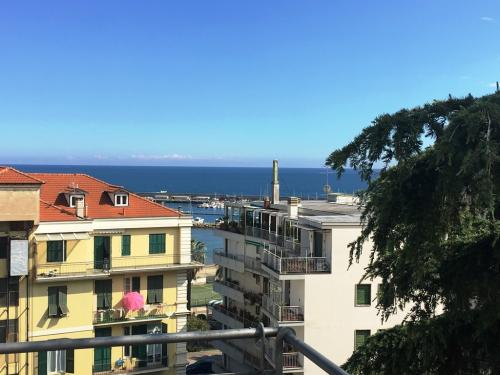 Sanremo Penthouse Sea View For Sale