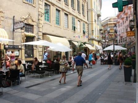 Sanremo activité commerciale à vendre