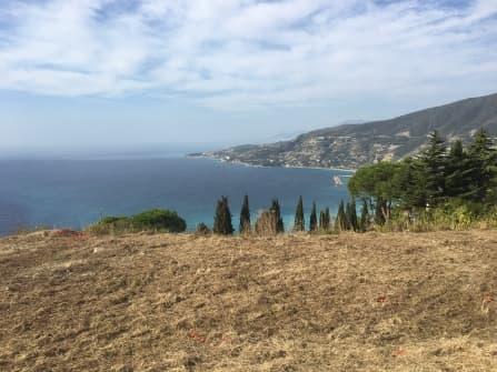 Terreno 1,7 ettari con Vista Mare a Sanremo