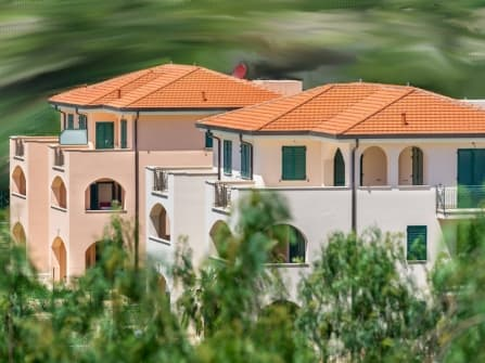 Bordighera vente nouvelle construction