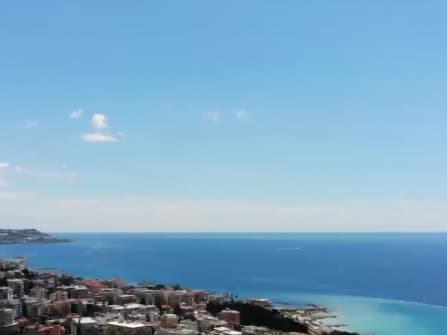 Участок с Видом на Море в Санремо