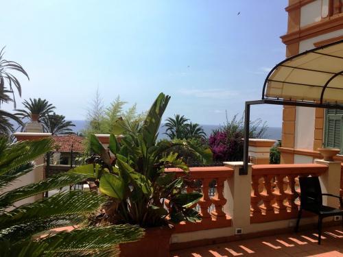 Bordighera Villa in historischem Haus zu verk