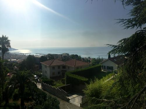 Sanremo Villa For Sale Sea View