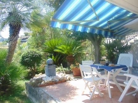 Bordighera vendita appartamento con giardino