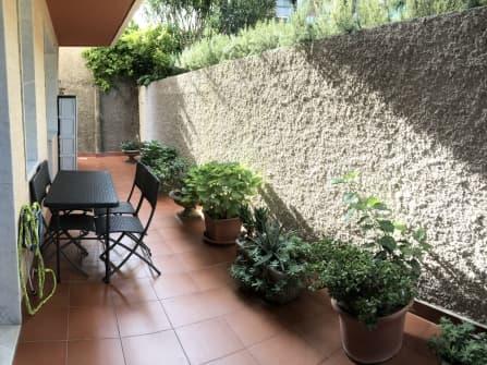Sanremo appartement avec jardin à vendre