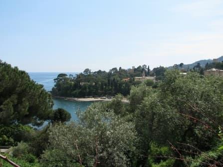 Вилла с видом на море в Рапалло на продажу