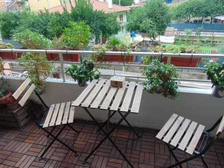Квартира в Вентимилье с балконом на продажу