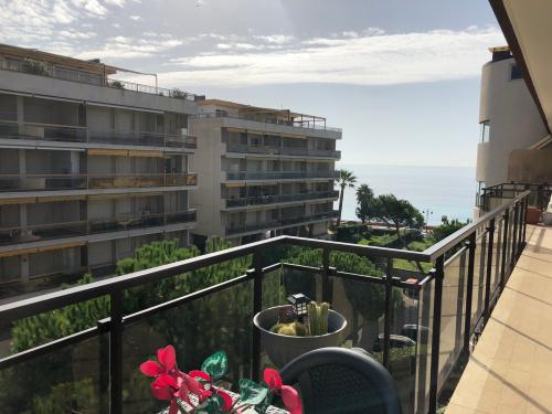 Apartment in Ventimiglia with sea view