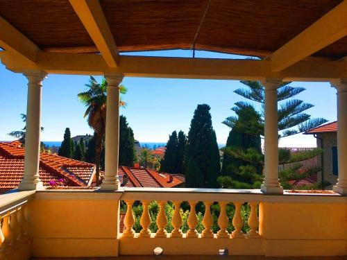 Bordighera Villa For Sale Sea View