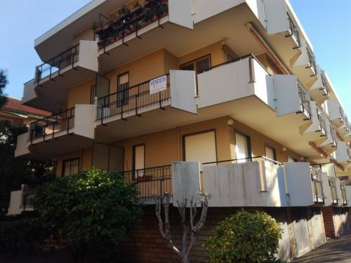 Bordighera vente appartement grand balcon