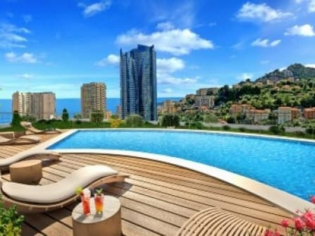 Apartments in Beausoleil for sale