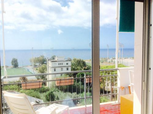 Sanremo Apartment mit Meerblick zu verkaufen