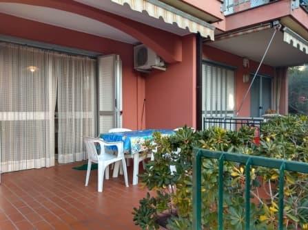 Bordighera sale apartment with garden