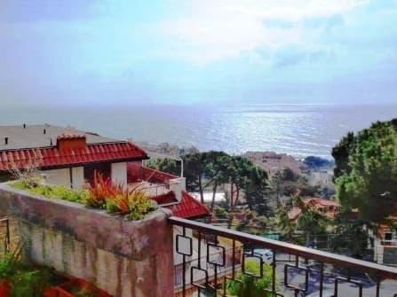 Sanremo sea view apartment for sale