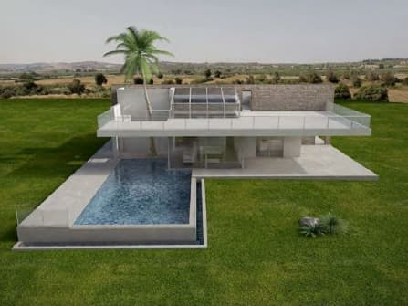 Noto Villa For Sale with pool