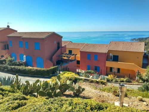 Ventimiglia zone Ville sea view apartment