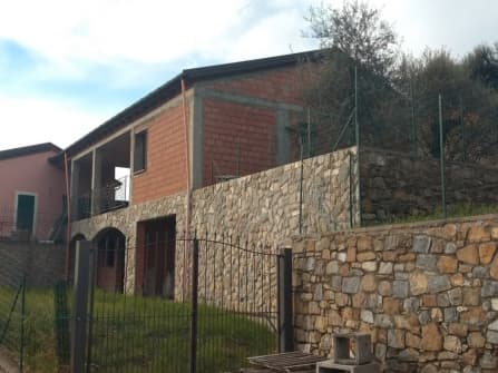 San Biagio sale house with garden