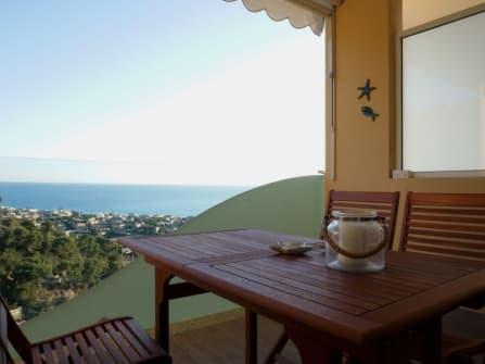 Vallecrosia sale apartment with terrace