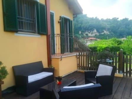 Vallecrosia villa for sale