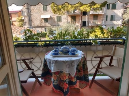 Bordighera vente appartement avec balcon