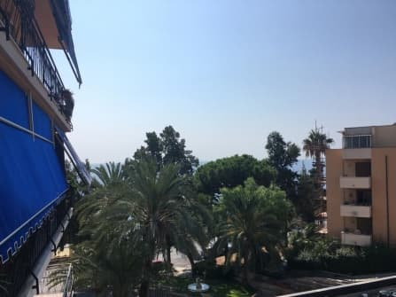 Sanremo Apartment For Sale sea view