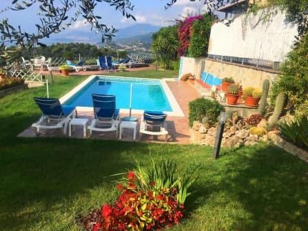 Camporosso Villa Sea View For Sale