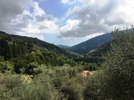 Ceriana Rustico mit Grundstück zu verkaufen