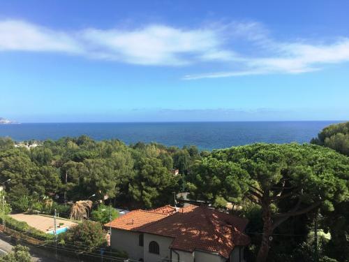Sanremo Meerblick-Wohnung zu verkaufen