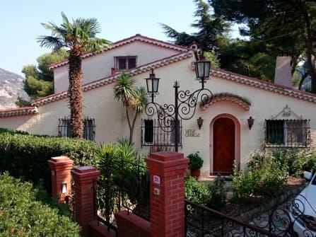 Ventimiglia vendita villa in stile provenzale