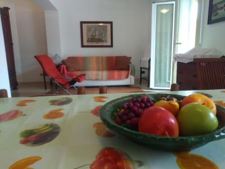 Bordighera vendita appartamento con balcone