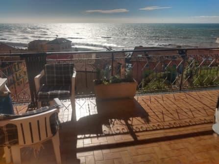 Ventimiglia sea view apartment for sale