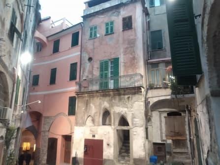 Ventimiglia Meerblick-Wohnung zu verkaufen