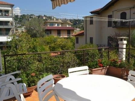 Luxury apartment for sale in Bordighera