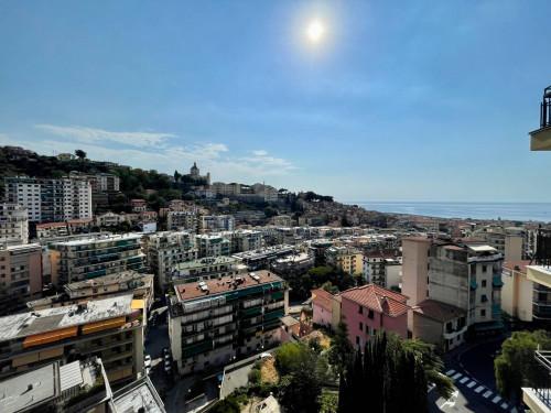 Sanremo Wohnung zum Verkauf mit Meerblick